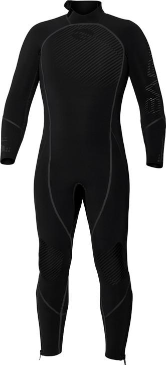 Bare 5MM Reactive Men's Full Wetsuit, Black (Titan)