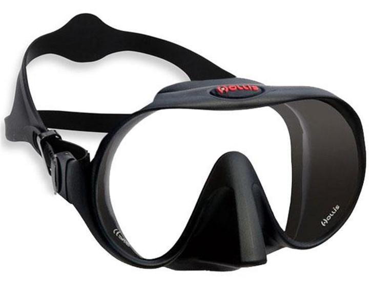 Hollis M-1 Frameless Scuba Mask