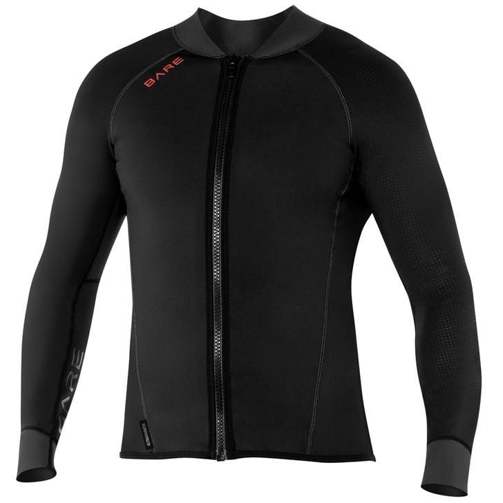 Bare ExoWear Men's Front Zip Jacket