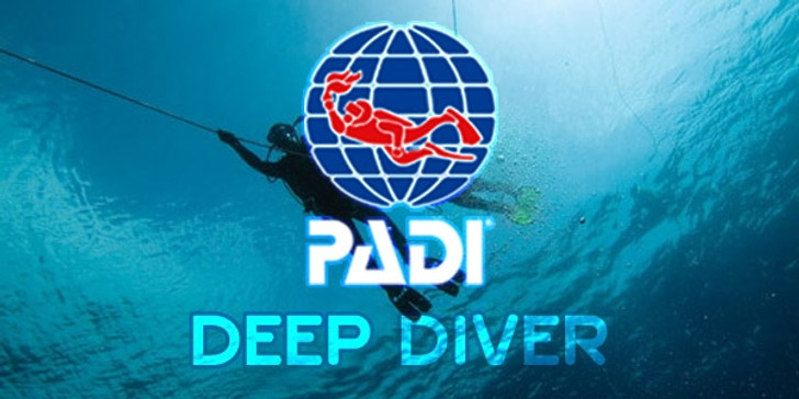 PADI Deep Diver Specialty Course
