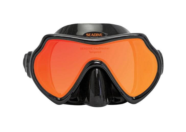 XS Scuba Eagleye SLX, HD RayBlocker Mask