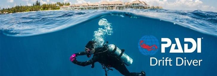 PADI PADI Drift Diver Specialty