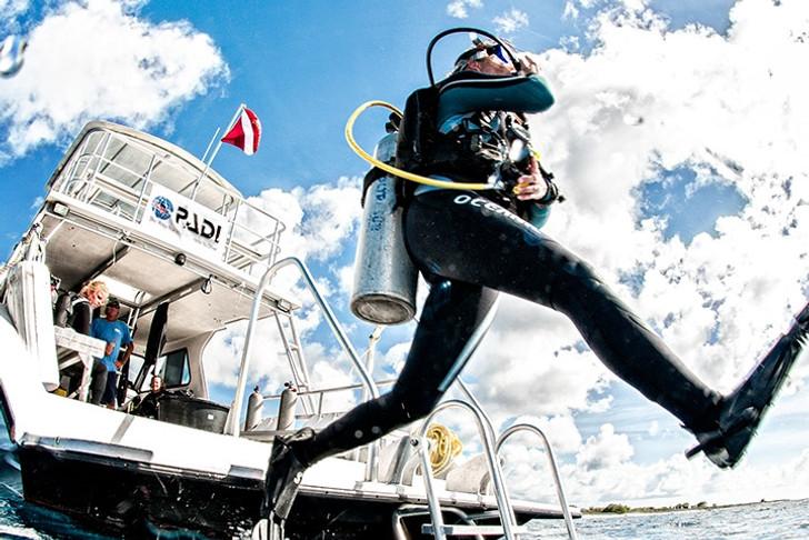 PADI Boat Diver Specialty Course
