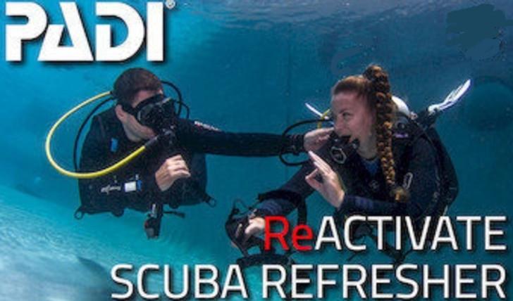 PADI Reactivate Scuba Refresher