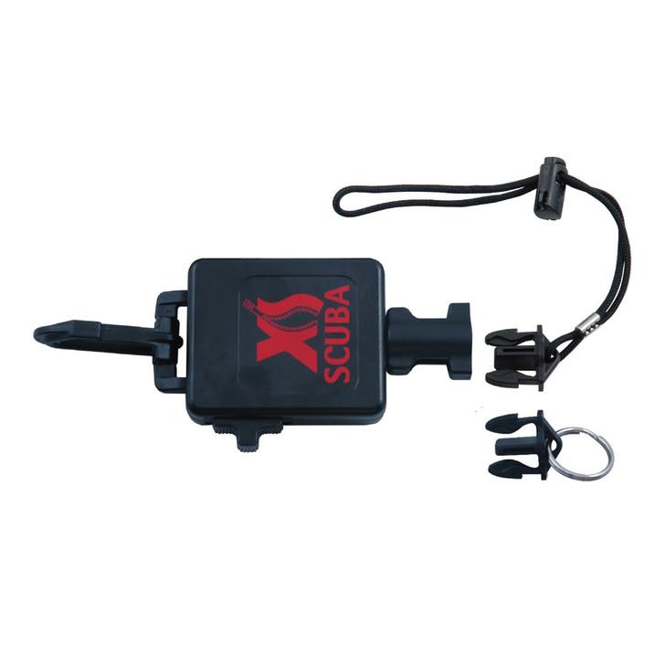 XS Scuba Flashlight/Camera Locking Retractor
