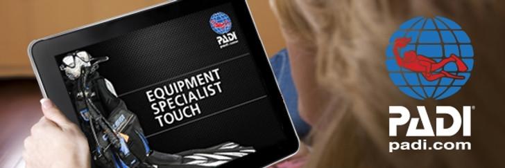 PADI Equipment Specialist Course