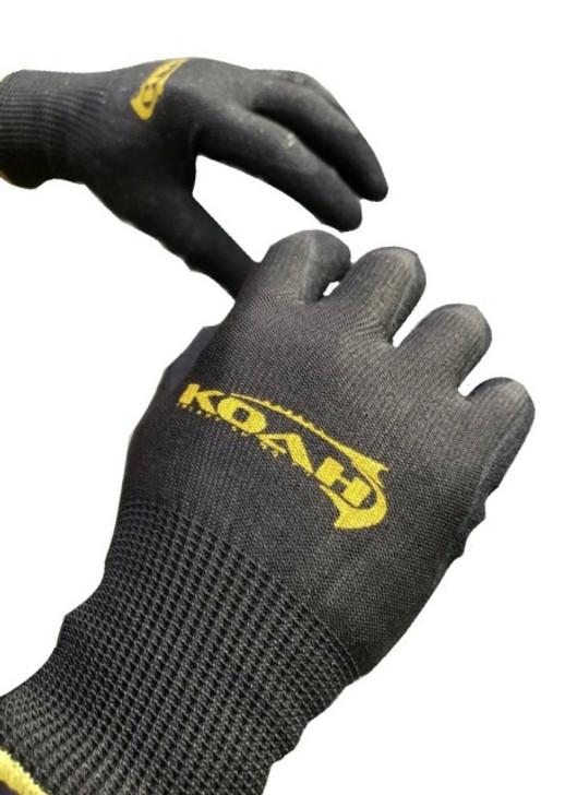 KOAH Dyneema Glove with Nitrile Grip Palm