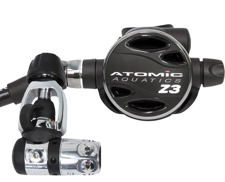 Atomic Aquatics Z3 Swivel Hose Regulator
