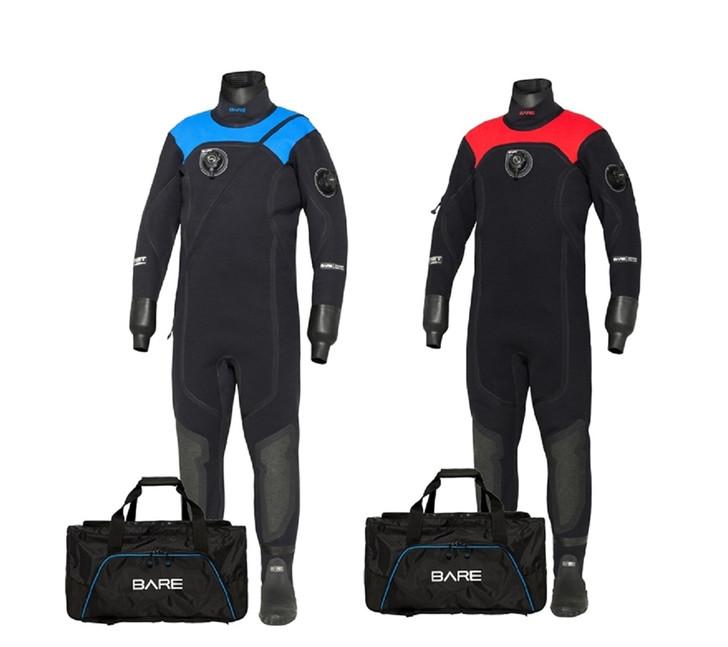 Bare XCS2 TECH Dry Dry Suit