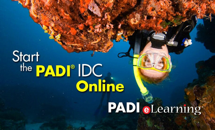 PADI IDC Online