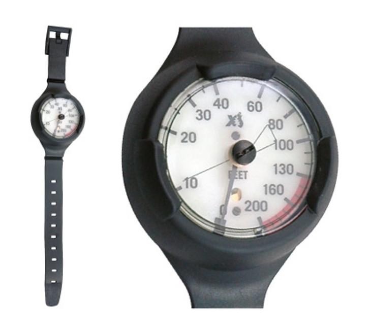 XS Scuba Wrist Depth Gauge