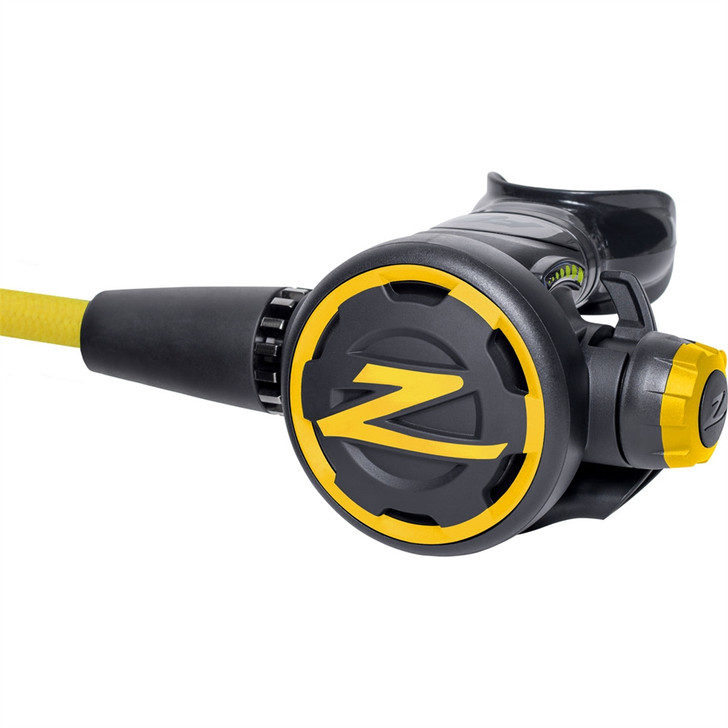 Zeagle F8 Octopus - Yellow