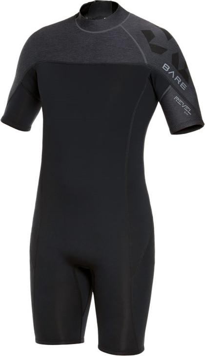 Bare 2mm Revel Men's Short Wetsuit
