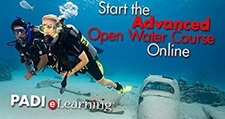 PADI Advanced and Enriched Air Nitrox eLearning Package