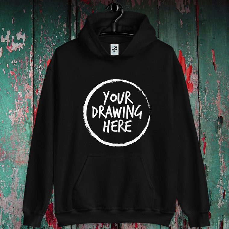 Personalized hoodie | Skully & friends