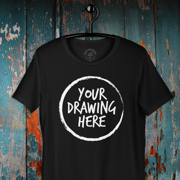 Personalized T-shirt | Skully & friends