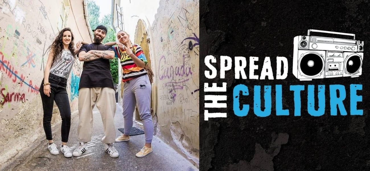 Spread The Culture Crew and Logo