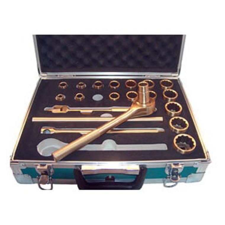 Socket Tool Kit 21pc
