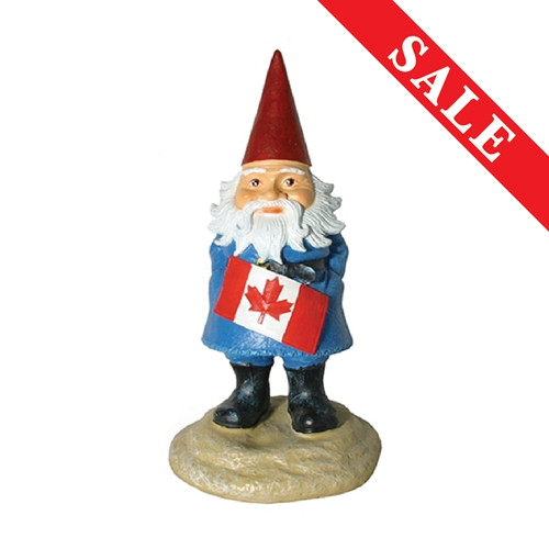 "8"" Canadian Roaming Gnome®"
