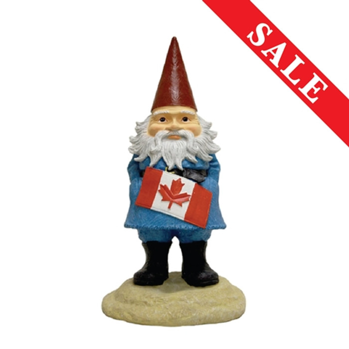 "16"" Canadian Roaming Gnome®"