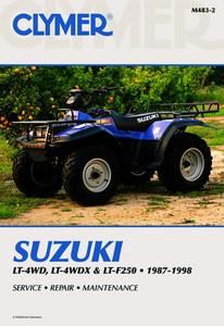 REPAIR MANUAL LTF250/4WD CM4832