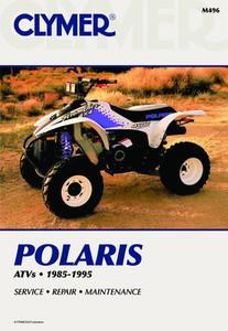 REPAIR MANUAL,POLARIS CM496