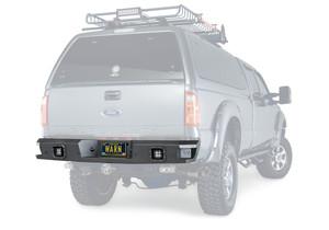 WARN 96290 Ascent Rear Bumper: 96290