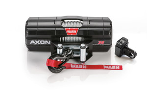 WARN AXON 35 WINCH 101135