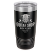 20oz Stainless Steel Tumbler Black