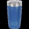 20oz Stainless Steel Tumbler Blue