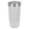 20oz Stainless Steel Tumbler White