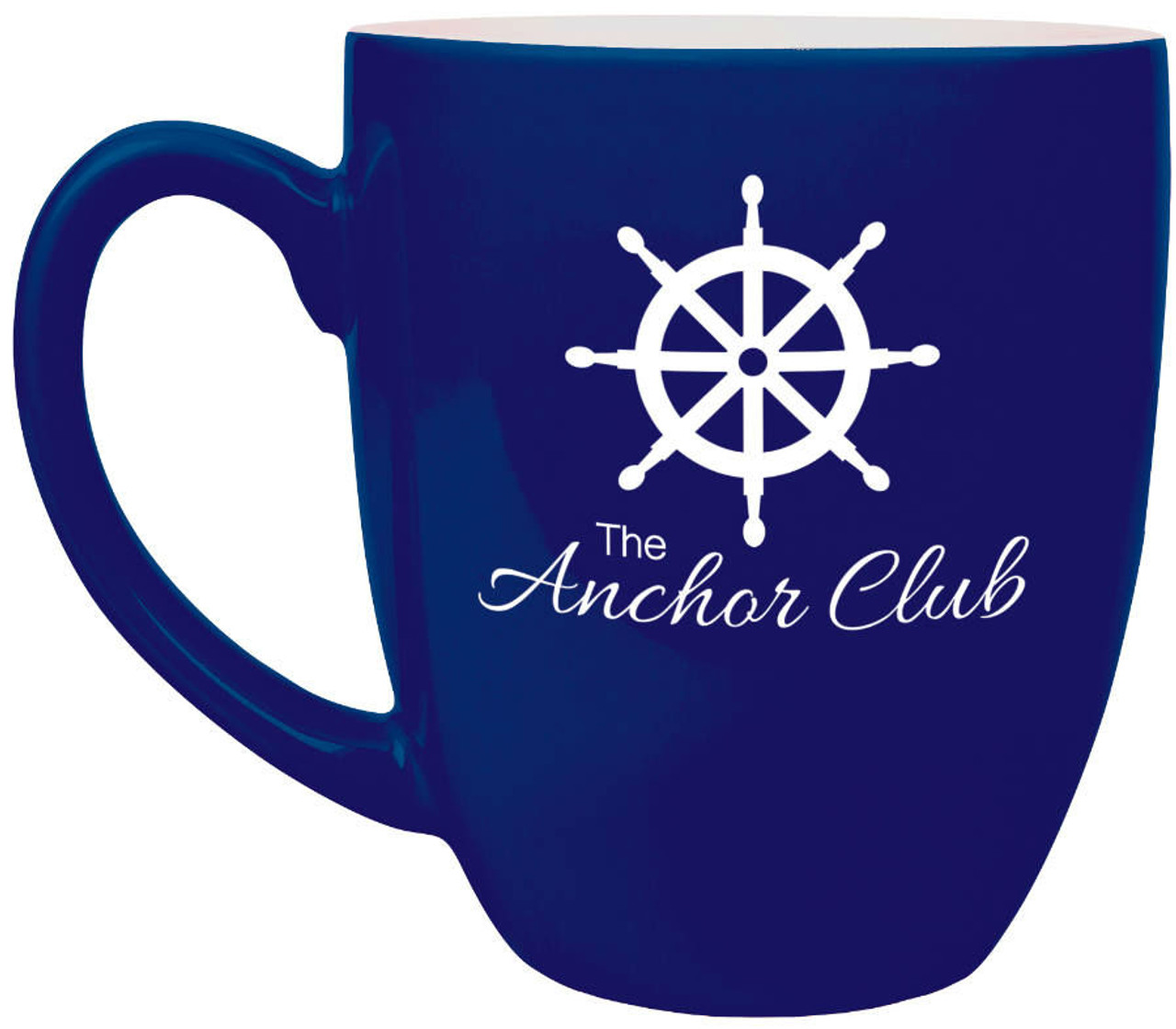 Mug Coffee Style Bistro Style Bistro Blue Blue Coffee Mug bg6yYvf7mI