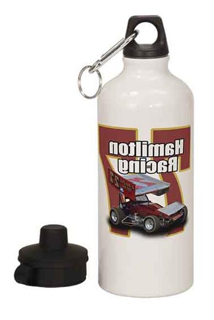20 oz. White Sublimatable Aluminum Water Bottle