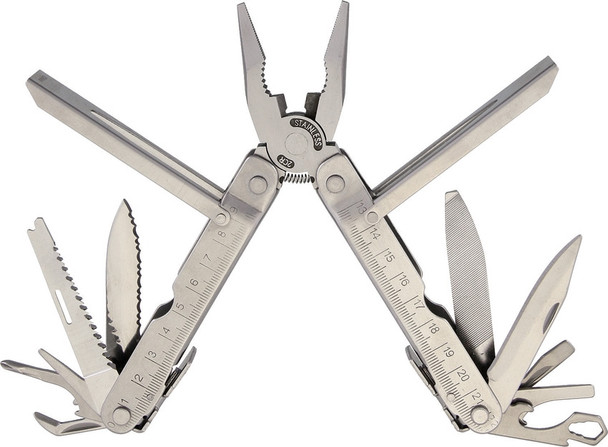 Personalized Stainless Multi-Tool