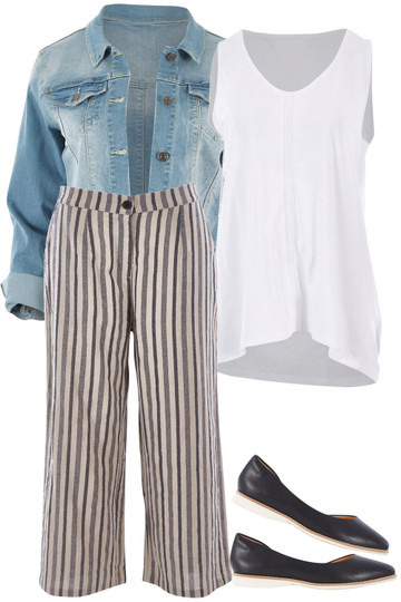 Stace In Stripes--stace-in-stripes-50409