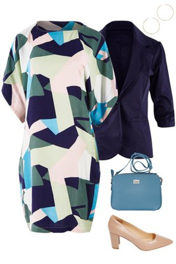 Workday In Blue--1463239