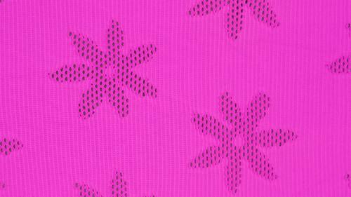Daisy Cutouts Pink - 442