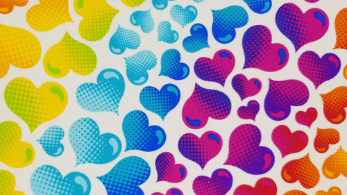 Love in Many Colors - 442