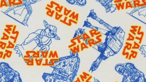 Star Wars on White - 442