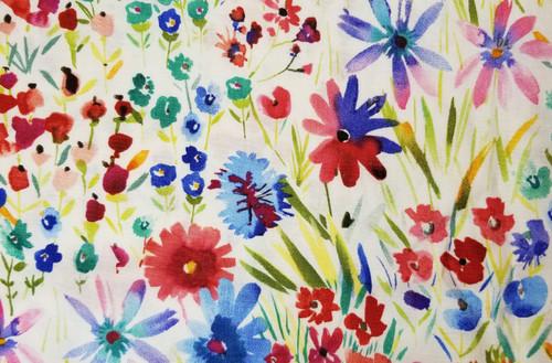 Floral Color Explosion