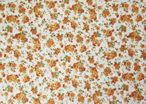Floral Orange