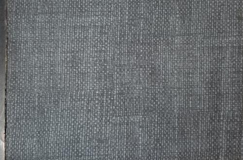 Charcoal Grey Burlap