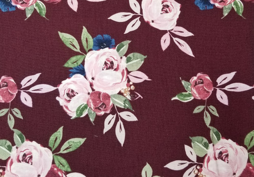 Floral in Wine