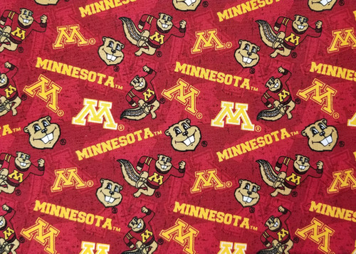 Gophers - tiedye Goldie