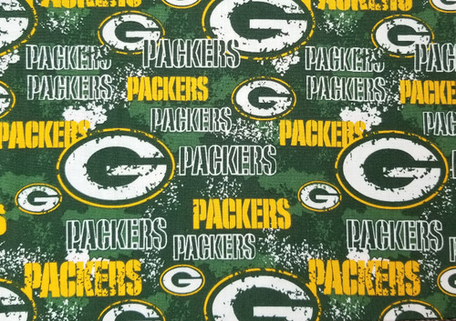 Packers - shades of green
