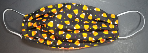 Halloween - Candy Corn on Black