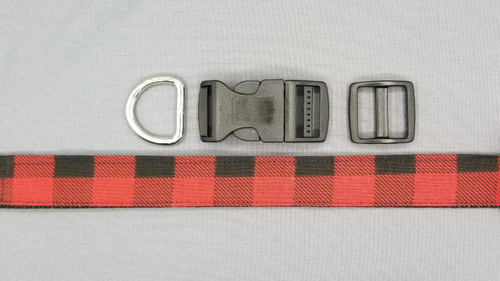 Collar - Buffalo Plaid