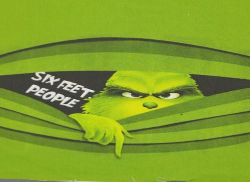 Grinch - Six Feet People - 125