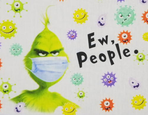 Grinch - Ew People Mask - 125