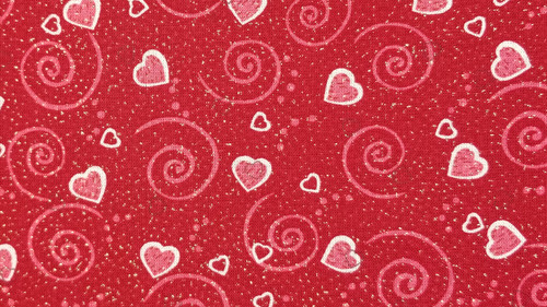Hearts and Swirls on Read - 125